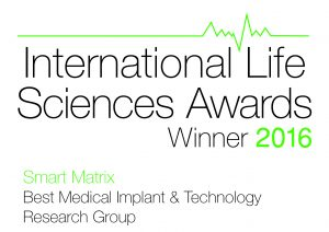 Smart Matrix-International Life Sciences Award 2016 (LI160029)wi