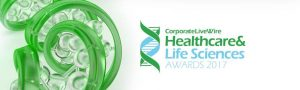 CorporateLiveWire Healthcare Life Sciences Awards 2017 LOGO