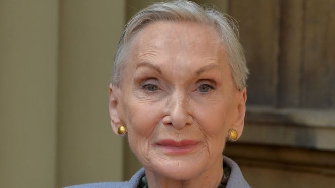 Photo of RAFT patron Sian Phillips